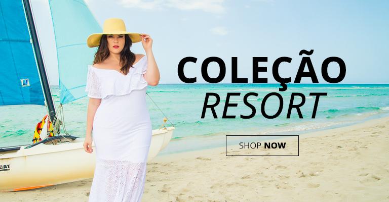 Banner Mobile - Coleção Resort