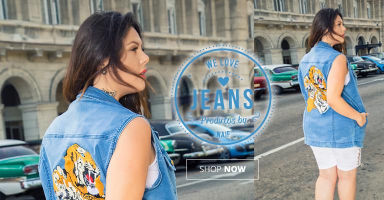 Banner principal Mobile- We Love Jeans