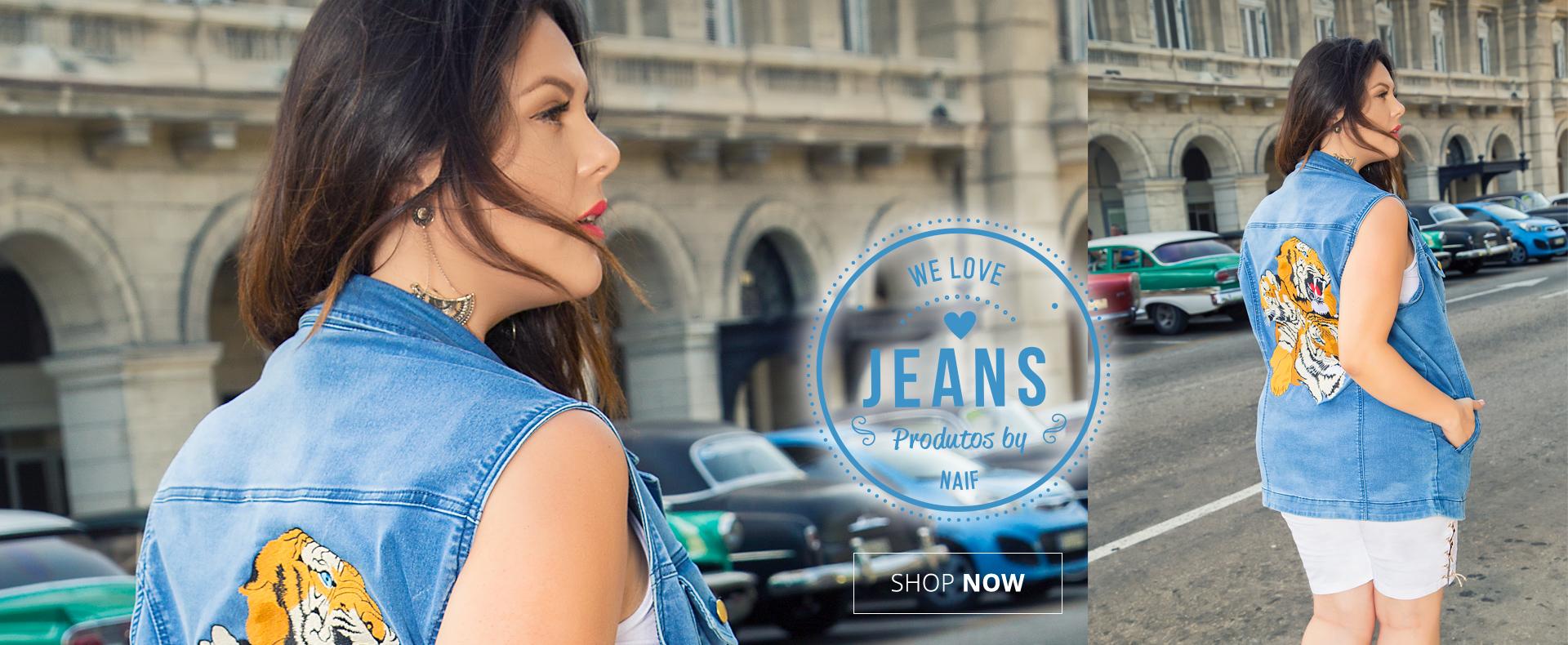 Banner Principal - We Love Jeans