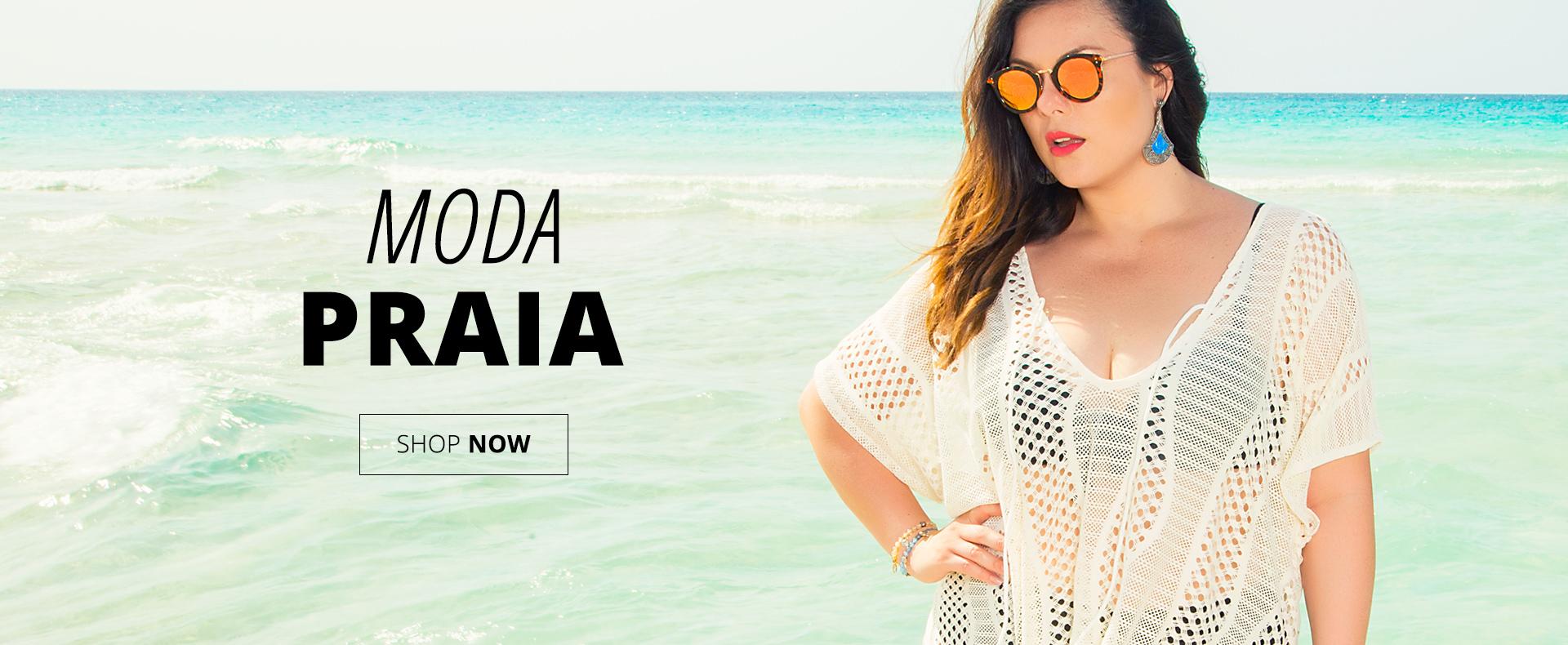 Banner Principal - Moda Praia