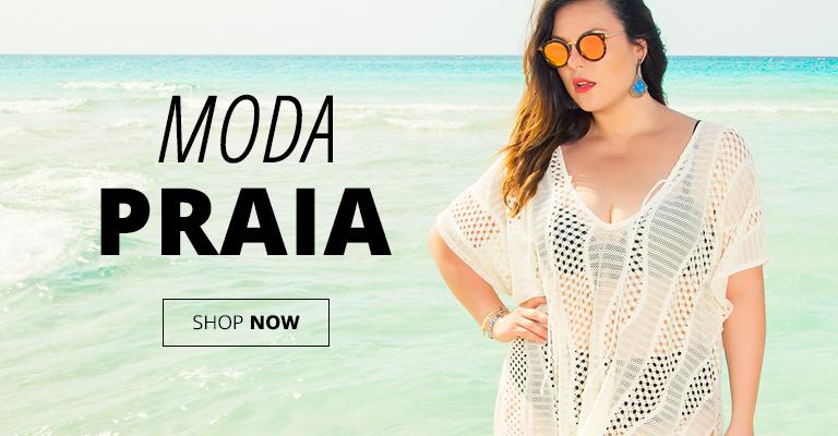 Banner Principal Mobile - Moda Praia