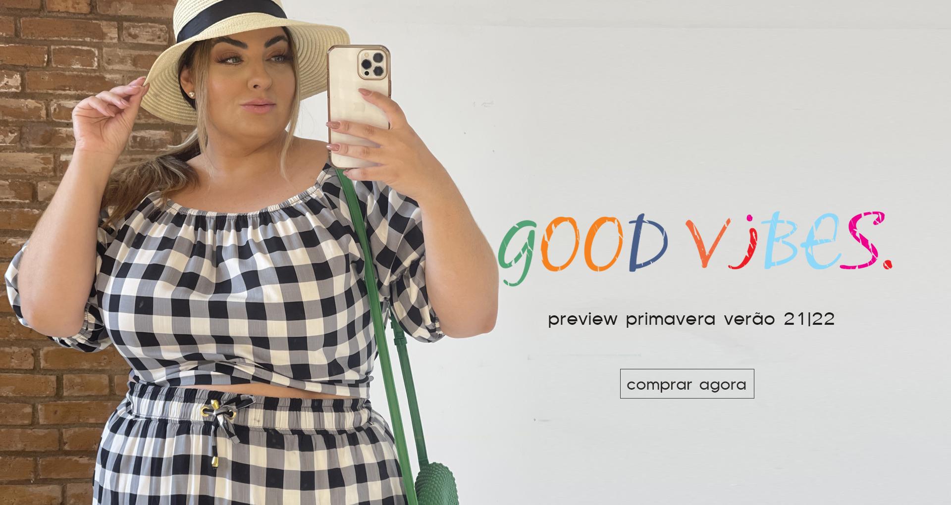 banner moda plus size